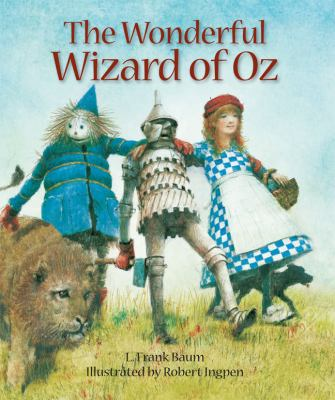The Wonderful Wizard of Oz(book-cover)