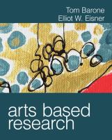Arts Based Research /