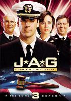 JAG, Judge Advocate General. The third season
