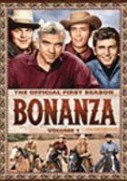 Bonanza. The official first season, volume 1