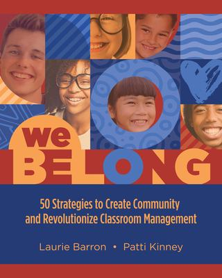 Book cover for We belong