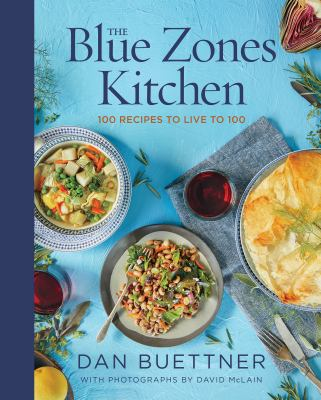 Cover Image for Blue Zones Kitchen by Buettner