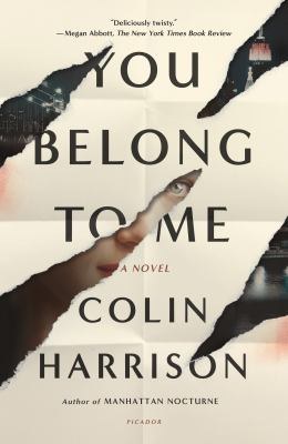 Cover Image for You Belong to Me by Colin Harrison