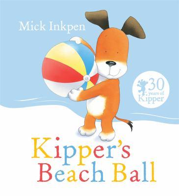 Book Cover - Kipper's beach ball