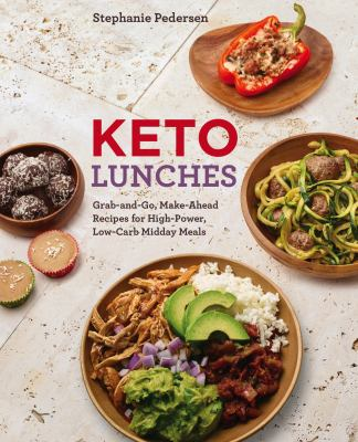 Cover Image for Keto Lunches by