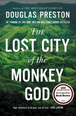 Cover Image for The Lost City of the Monkey God  by Douglas Preston