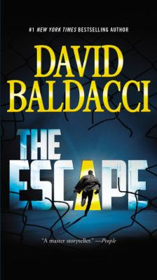 Cover Image for The Escape by David Baldacci