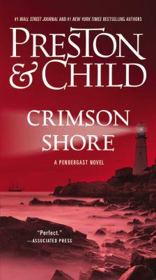 Cover Image for The Crimson Shore by Preston & Child