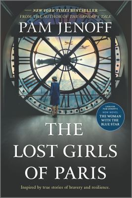 Cover Image for The Lost Girls of Paris by Jenoff