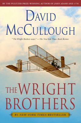 Cover Image for The Wright Brothers by David McCullough