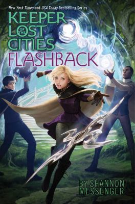 Keeper of the lost cities: Flashback