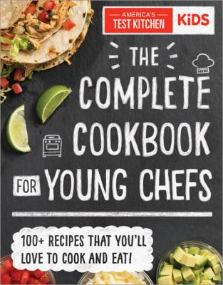 Cover Image for The Complete Cookbook for Young Chefs by