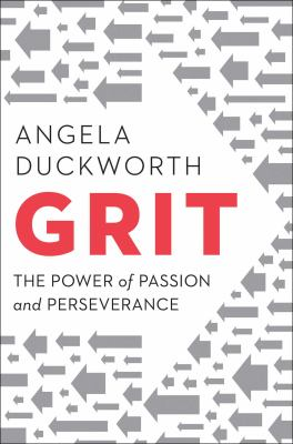Cover Image for Grit by Angela Duckworth