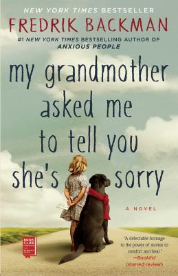 Cover Image for My Grandmother Asked... by Frederik Backman