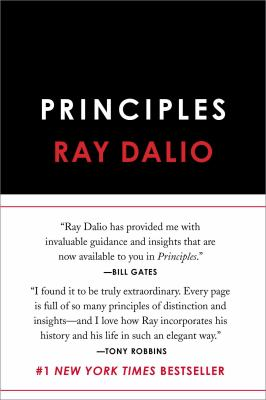 Cover Image for Principles by Ray Dalio