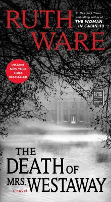Cover Image for The Death of Mrs. Westaway  by Ruth Ware