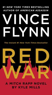 Cover Image for Red War by Mills