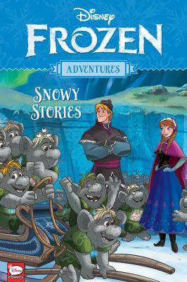 Frozen Adventures: Snowy Stories
