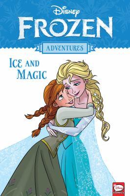 Frozen Adventures: Ice and Magic