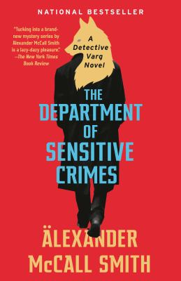 Cover Image for The Department of Sensitive Crimes by McCall Smith