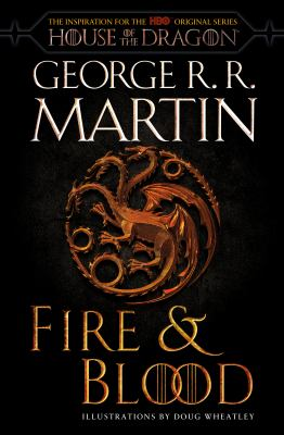 Cover Image for Fire and Blood by Martin