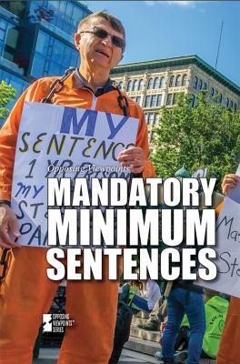 Book cover for Mandatory minimum sentences