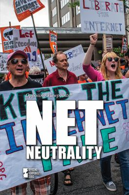 Book cover for Net neutrality