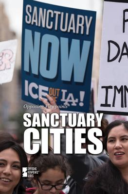 Book cover for Sanctuary cities