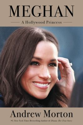 Cover Image for Meghan by Andrew Morton