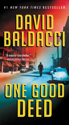 Cover Image for One Good Deed by Baldacci