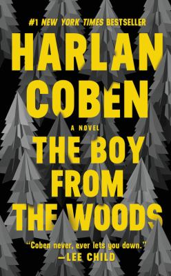Cover Image for The Boy From the Woods by Coben