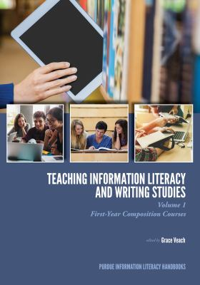 Book cover for Teaching information literacy and writing studies [electronic resource] / edited by Grace Veac
