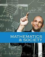 Encyclopedia of mathematics and society /