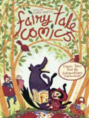 Fairy Tale Comics: Classic Tales Told by Extraordinary Cartoonists(book-cover)