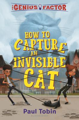How to Capture an Invisible Cat(book-cover)