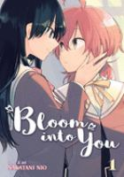 Bloom into you.