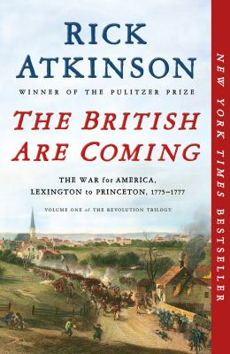 Cover Image for The British are Coming by Atkinson
