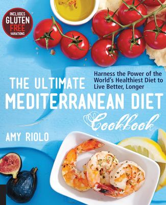 Cover Image for Ultimate Mediterranean Diet by Amy Riolo
