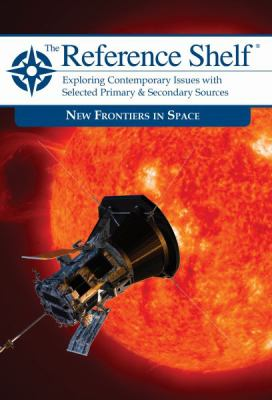 Book cover for New frontiers in space