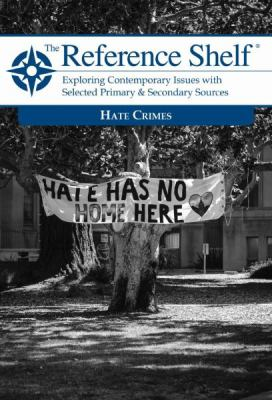 Book cover for Hate crimes
