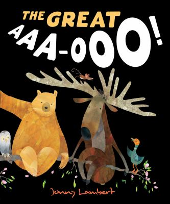 The Great Aaa-ooo! book cover