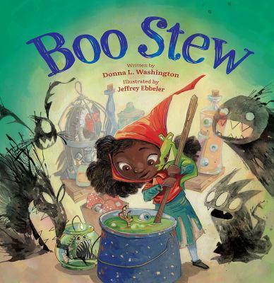 Boo Stew book cover