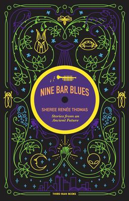 Book cover for Nine Bar Blues [electronic resource] / Thomas, Sheree Rene