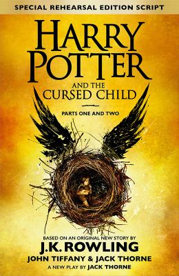 Cover Image for Harry Potter and the Cursed Child  by J.K. Rowling