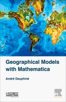 Geographical models with mathematica /