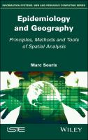 Epidemiology and geography : principles, methods and tools of spatial analysis /
