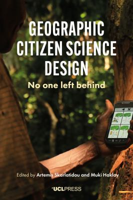 Book cover for Geographic Citizen Science Design [electronic resource] : No one left behind