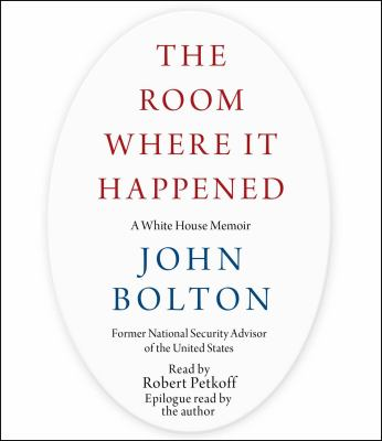 Cover Image for The Room Where it Happened