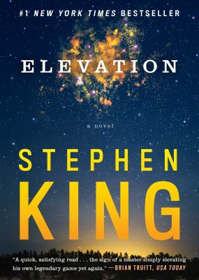 Cover Image for Elevation by Stephen King