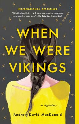 Cover Image for When We Were Vikings by MacDonald